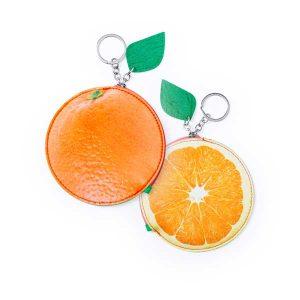 monedero frutas
