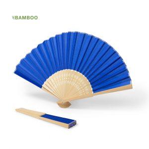 abanico bambú