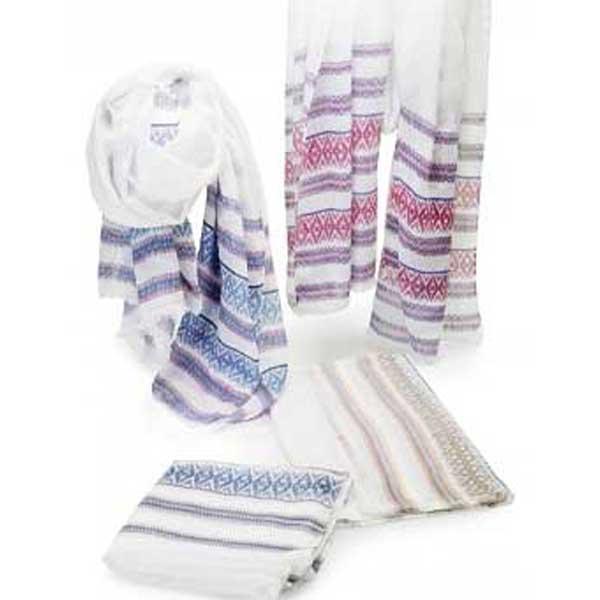 original y bonito foulard con cenefa surtido