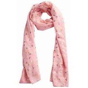 precioso foulard muy suave con estampados