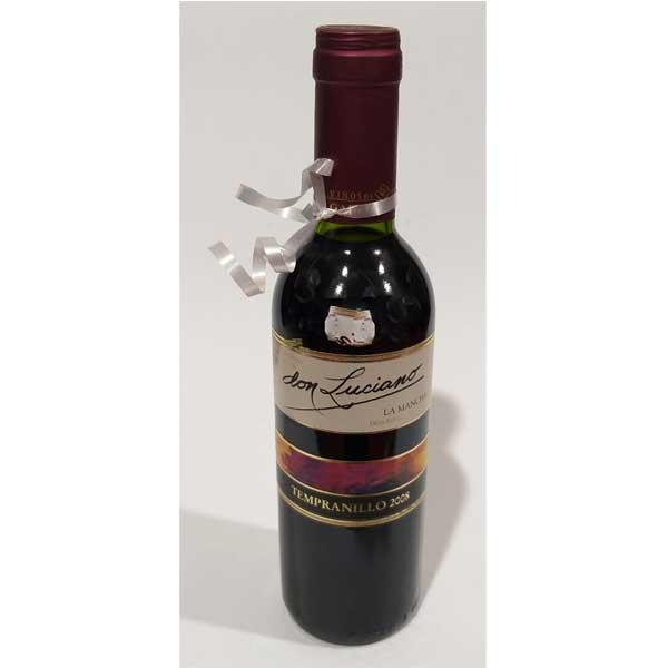 vino don luciano de la mancha, un vino joven con un sabor suave