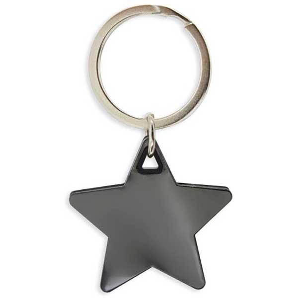 original llavero con forma de estrella