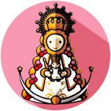 Figuras Virgen del Rocío