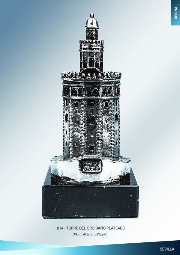 Torre del Oro de Resina