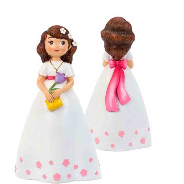 preciosa muñeca de comunión